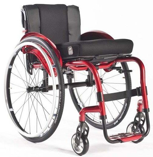 Lightweight Rigid Wheelchairs