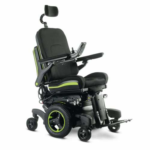Mid-Wheel Drive Powerchairs