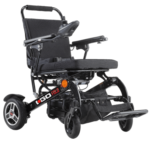 I go folding powerchair